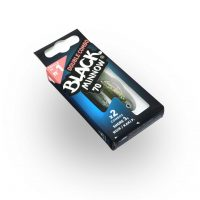 FIIISH - Double Combo Black Minnow 70 Shore 3g