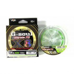 YGK - G-Soul Upgrade X8 150m