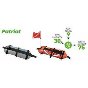 SPORASUB - Plancetta Patriot