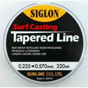 SUNLINE - Siglon Tapered Line