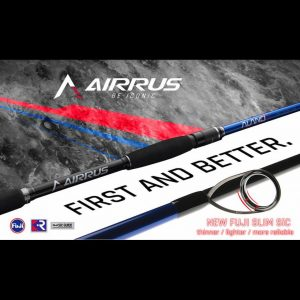 AIRRUS - Alano Power Magma Fuji Sic Slim
