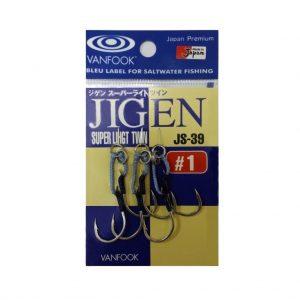 VANFOOK - Jigen Super Light Twin JS-39