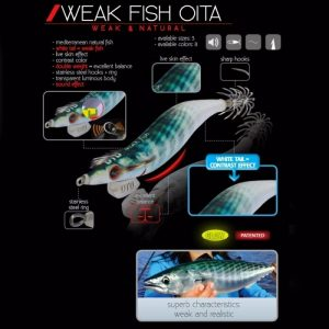 DTD - Weak Fish Oita 2.5
