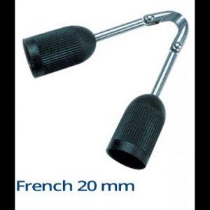 OMER SUB - Ogiva Francese 20mm