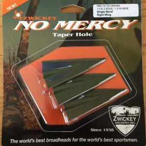 ZWICKEY - Punta Caccia No Mercy