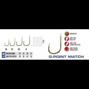 GAMAKATSU - Amo G Point Match LS 13GP