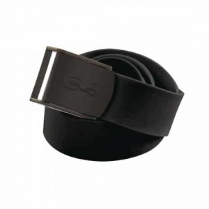 C4 - Cintura Fibbia Nylon Marrone Nera
